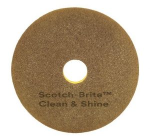 image scotch brite clean shine pad